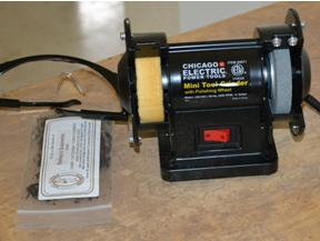 Chicago Electric Mini Grinder/Buffer