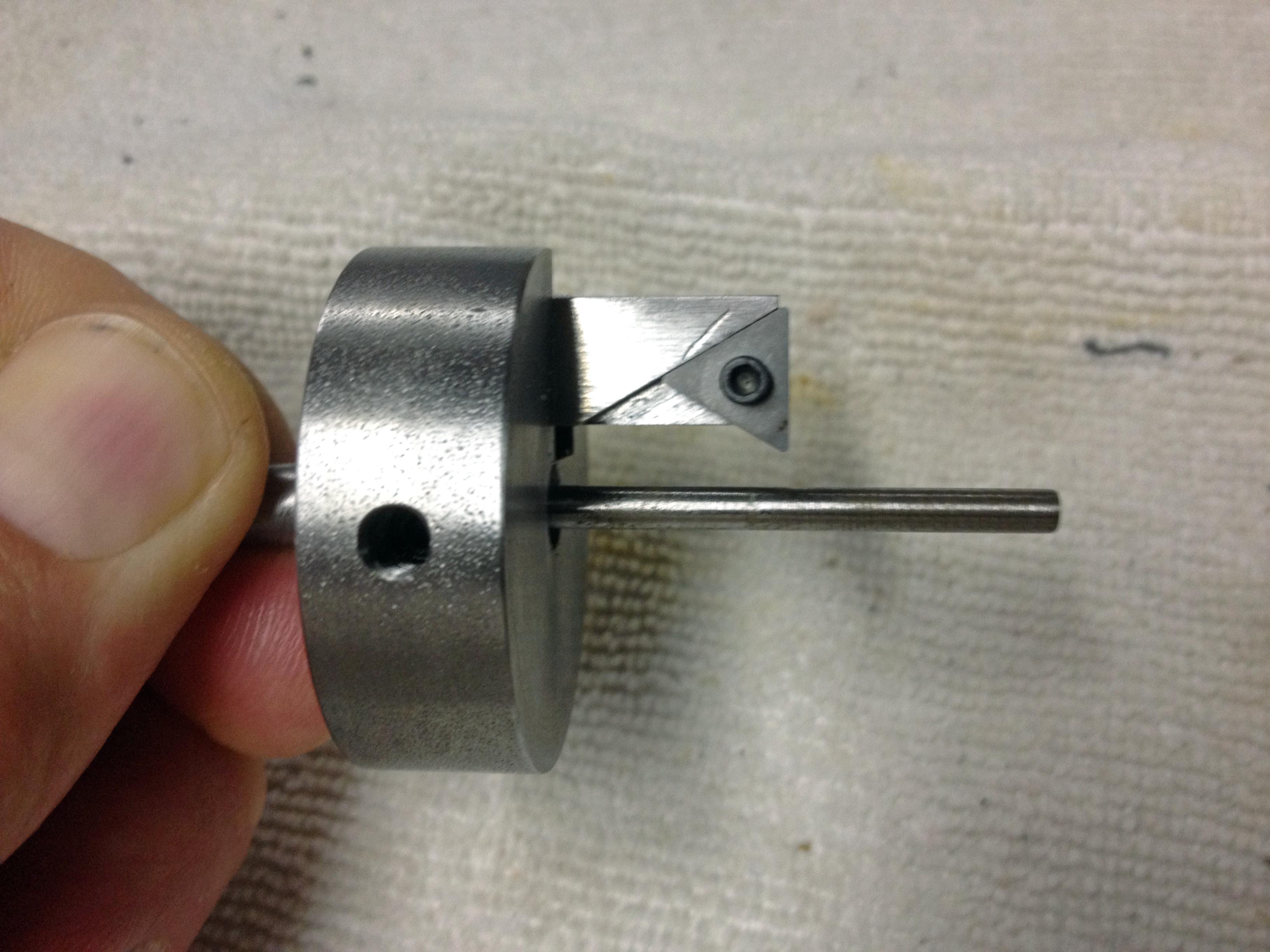 Pipe Makers Emporium Tenon Turning Tool Rebornpipes
