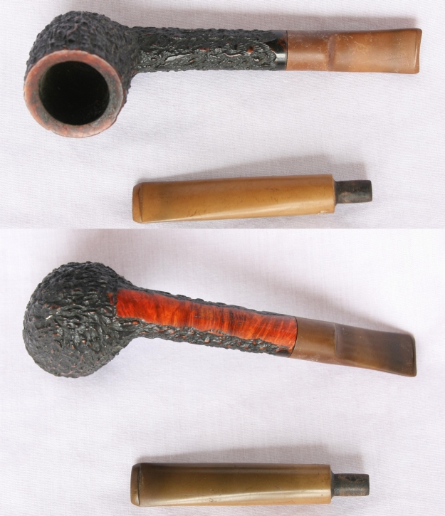 015 Pipe and stem