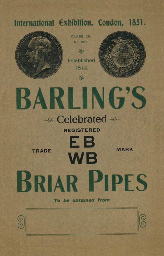 Barling Catalogue
