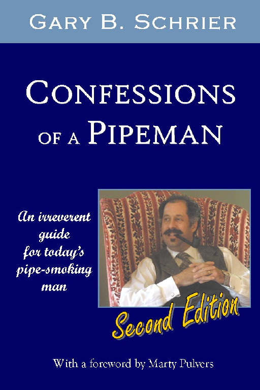 Confession of a Pipeman Cover