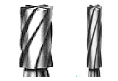 Cylindrical cutters