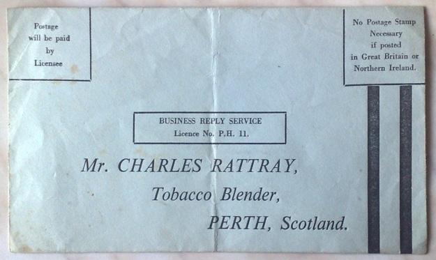Rattray envelope