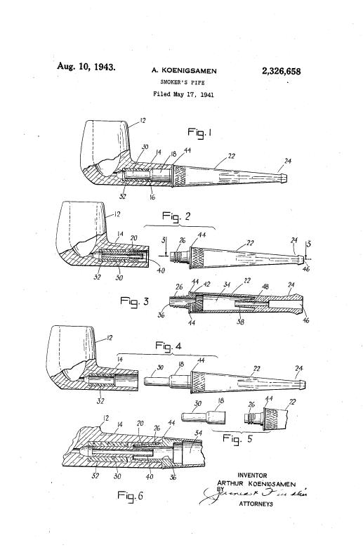 Smoke Control Patent photo