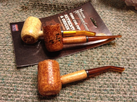 cob 3 & A Quick and Easy Face Lift for a Missouri Meerschaum Corn Cob Pipe ...