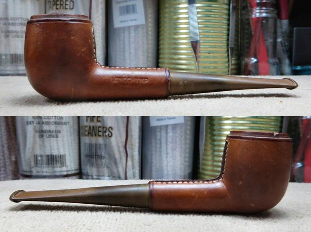Get Me to the Church on Time: Restoring a Longchamp Billiard (1/6)