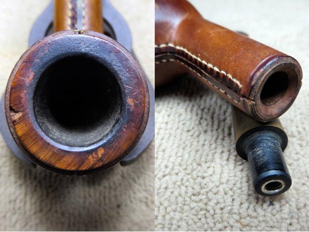 Get Me to the Church on Time: Restoring a Longchamp Billiard (4/6)