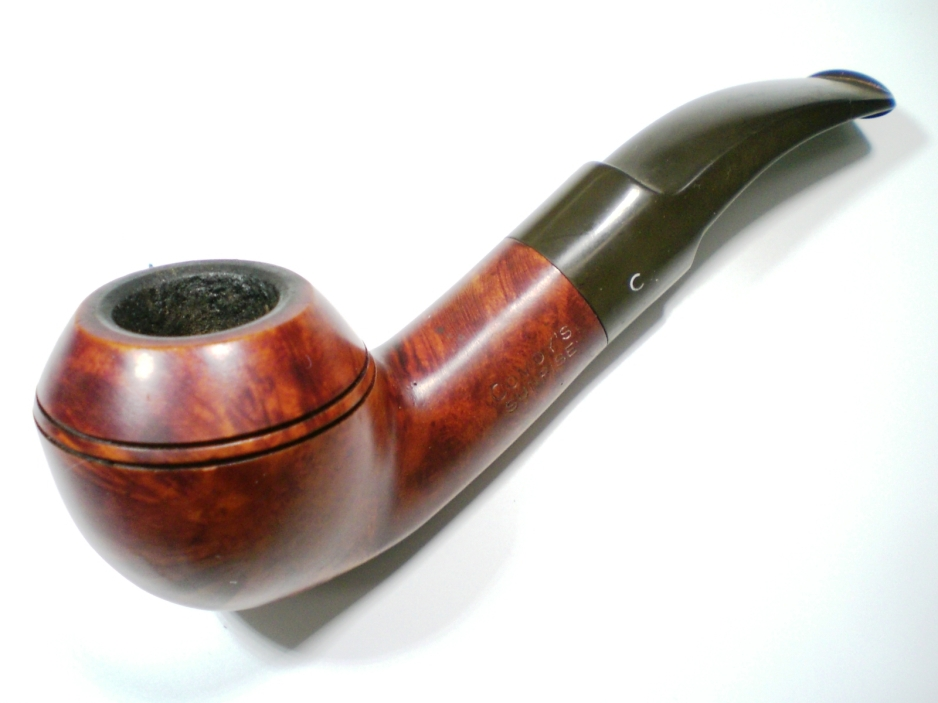 Pipes for Marines (GBD 9438 Virgin & Comoys 1057) Comoys_1057_sunrise_before-1