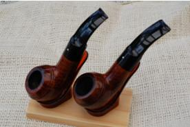 A Passion for Rhodies and Dogs - Stem Repair on a Dunhill 52081 Rhodesian (1/2)