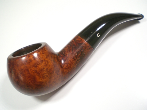 Finally:  Comoy's 256 Author Comoys_256_old_bruyere_finish-1