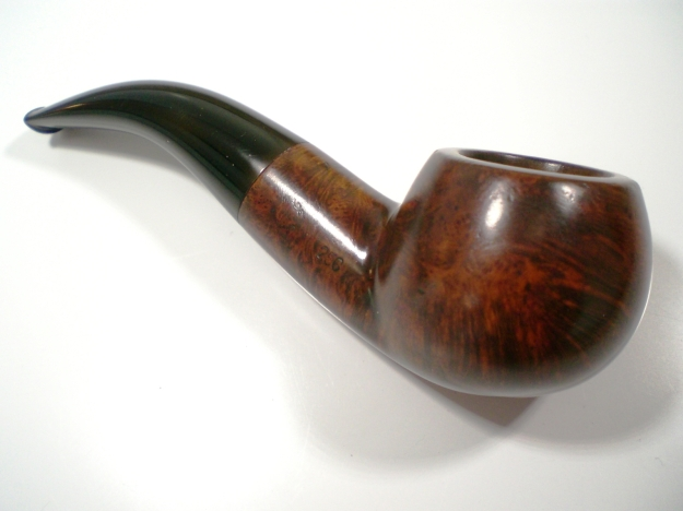 Finally:  Comoy's 256 Author Comoys_256_old_bruyere_finish-2