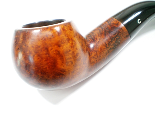 Finally:  Comoy's 256 Author Comoys_256_old_bruyere_finish-3