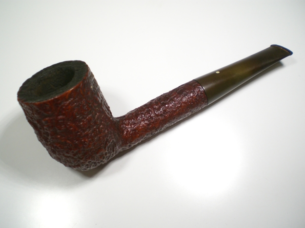1952 Dunhill LBS Restoration Dunhill_lbs_tanshell_before-11
