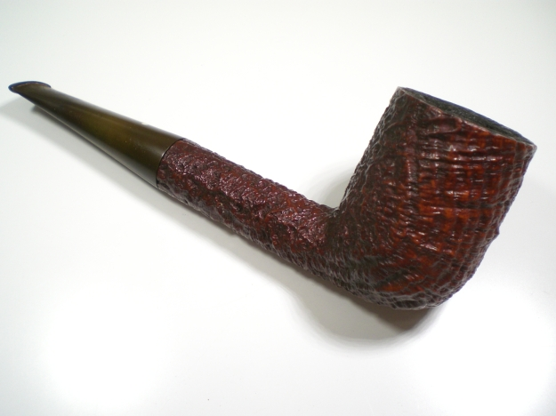 1952 Dunhill LBS Restoration Dunhill_lbs_tanshell_before-4