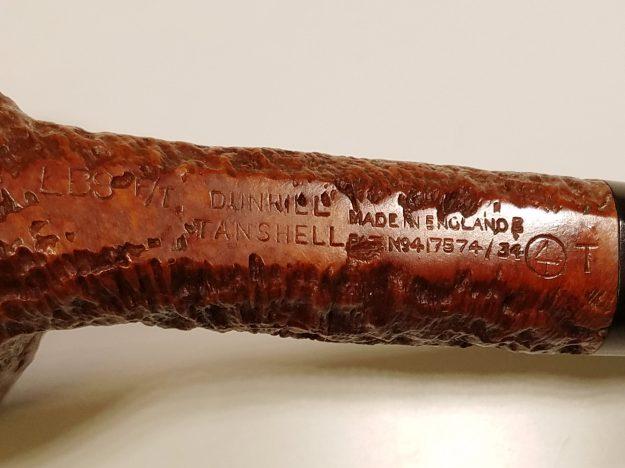 1952 Dunhill LBS Restoration Dunhill_lbs_tanshell_nomenclature-2-e1499858042539