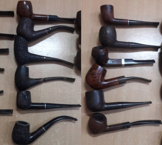 rebornpipes | reclaiming old and worn estate pipes